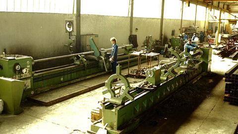 eginning of production activity.